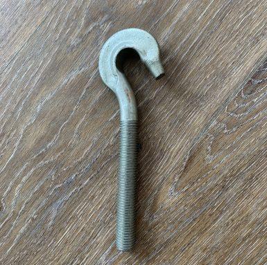 Makine dişli kanca cıvatası