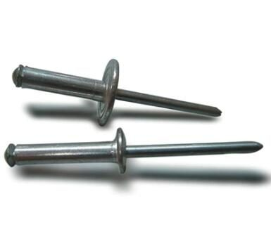 3.2 * 12mm Açık Tip Kör Perçin Çelik